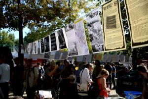 Festival des Utopies Concrètes 2014 Paris