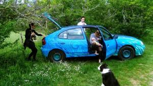 Notre voiture associative...
