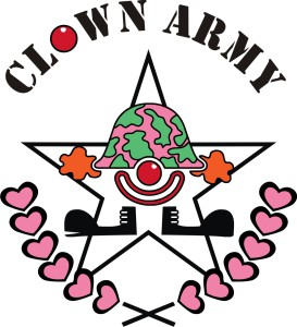 logo Clown Army