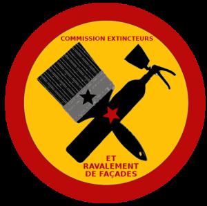 commission extincteurs